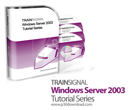 1400672915_trainsignal-windows-server-2003-tutorial-series